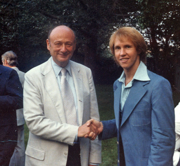 Ed Koch Williamson Gracie Mansion 1978