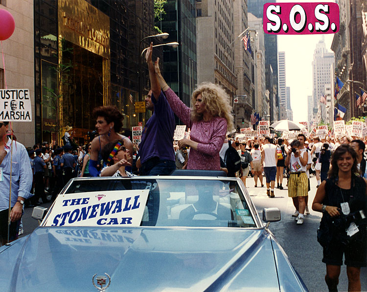 Spirit of Stonewall March 1994