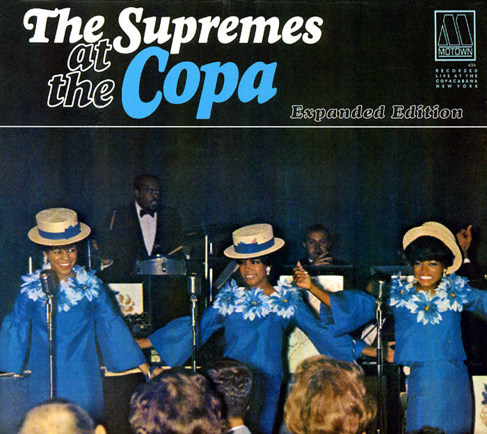 Diana Ross Supremes Copa expanded