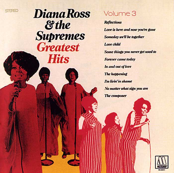 Supremes 1969 Greatest Hits Volume 3