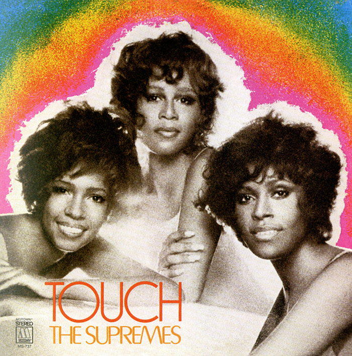 Supremes 1970s Touch
