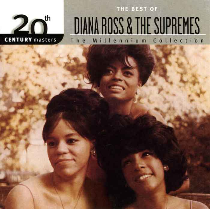 Diana Ross & The Supremes Millennium Collection